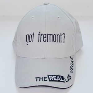 Fremont Hotel & Casino The Real Las Vegas Cap